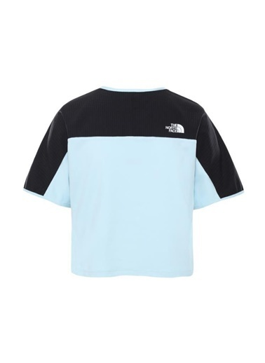 The North Face Active Trail Kadın T-Shirt Mavi Mavi